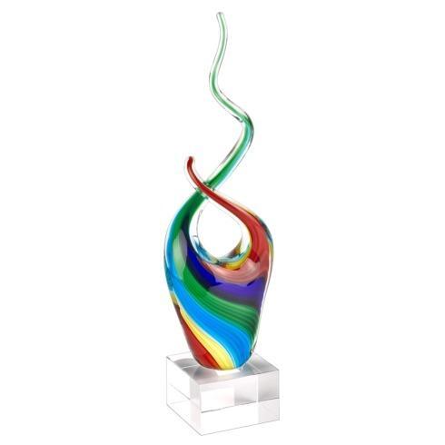 $69.00 Rainbow Centerpiece