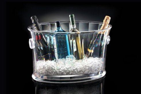 $220.00 ACRYLIC PARTY TUB