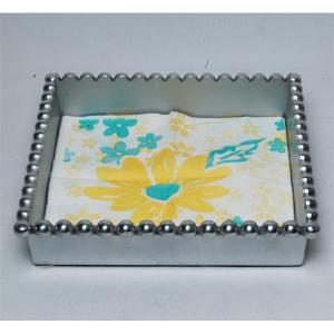 $25.00 BEDED LUNCH NAPKIN BOX