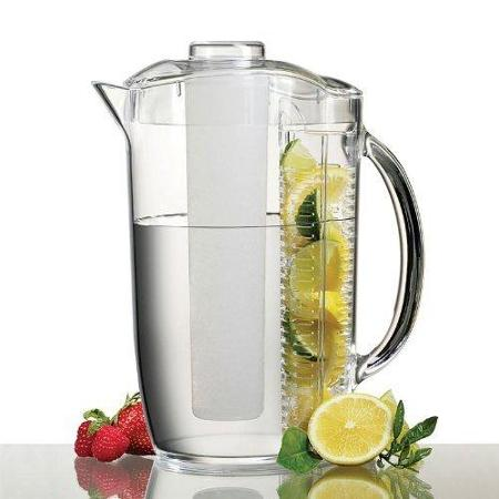 $34.00 ICED FRUIT INFUSION PITCHER