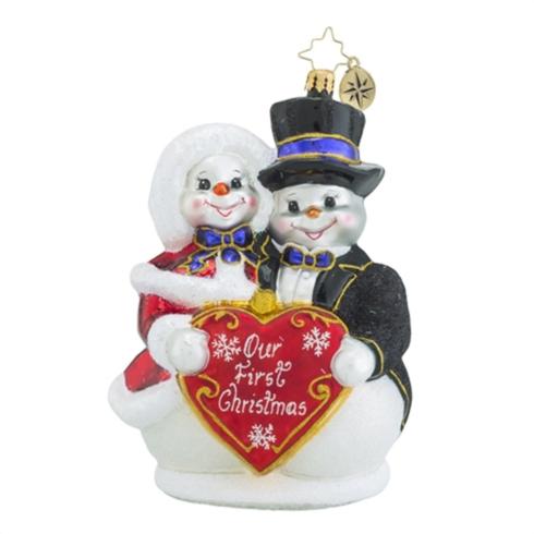 $60.00 SNOWY SWEETHEARTS