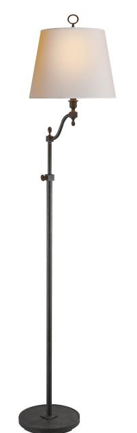 $285.00 ADJUSTABLE FLOOR LAMP
