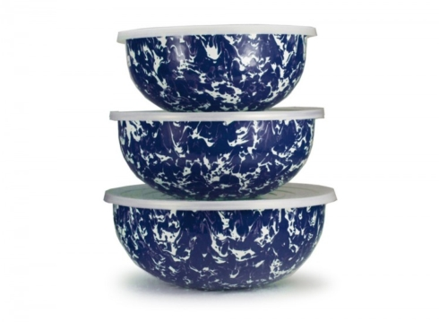 $72.00 LARGE MIXING BOWL SET/3