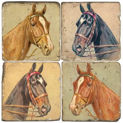 $44.00 Horse Heads