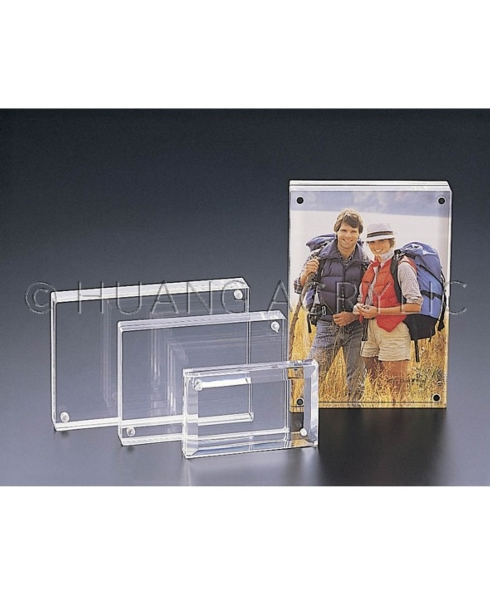 $27.00 MAGNETIC PICTURE FRAME 4 X 6