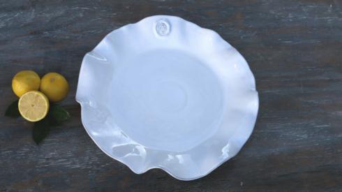 $80.00 Medallion Olanes Round Platter (Lg)