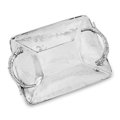 $300.00 Antlers Rectangular Tray (Xlg)