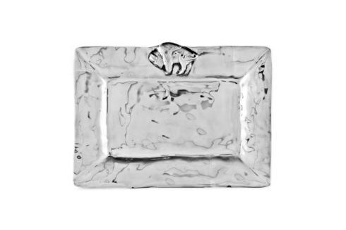 $102.00 Buffalo Rectangular Tray (Md)