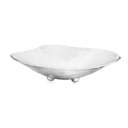 $120.00 lissa rnd bowl w/ball feet (lg)