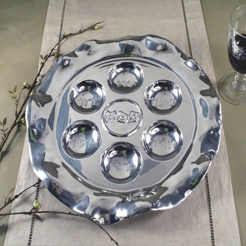 $153.00 Vento Seder Plate