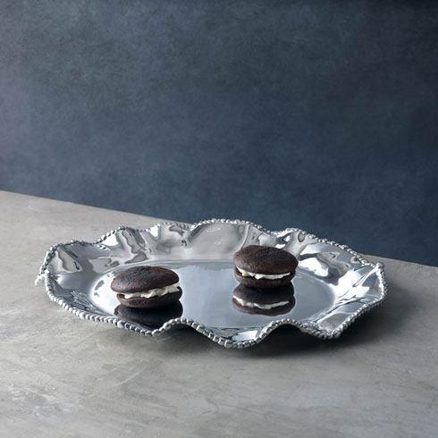 $174.00 Olanes Oval Platter (Lg)