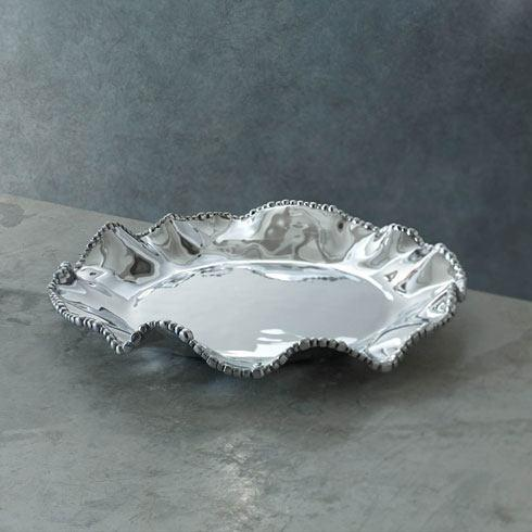 $140.00 Olanes Round Platter (Lg)