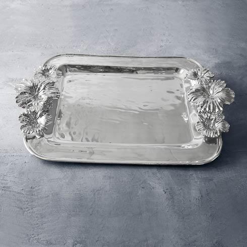 $358.00 Hibicus Platter (Xlg)