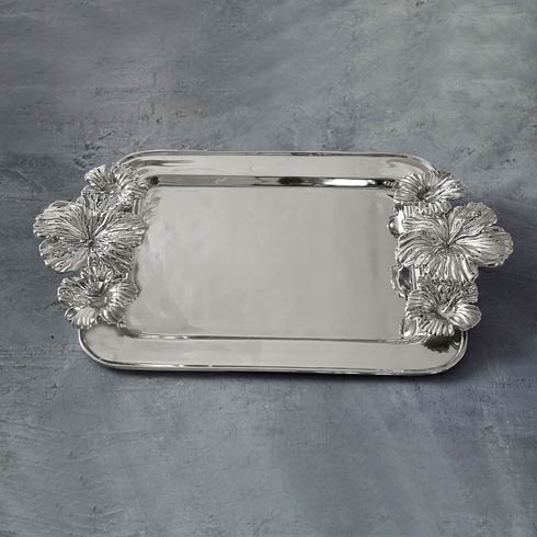 $207.00 Hibicus Platter (Md)