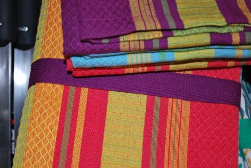$20.00 Jardin Stripe Dish Towels