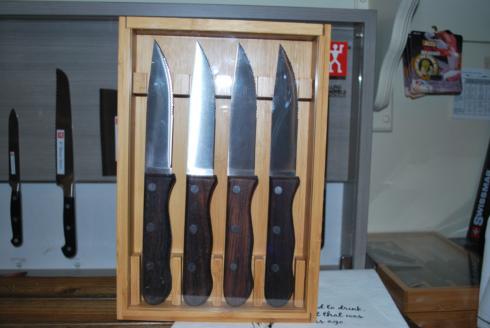 $145.00 Steakhouse Steak Knives