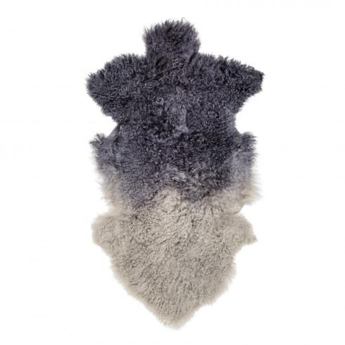 $180.00 Tibetan Lamb Fur Throw