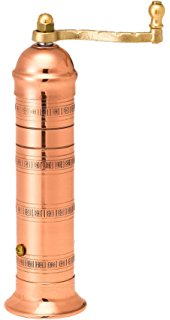 $85.00 Copper Peppermill