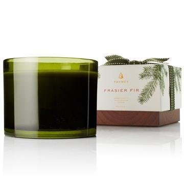 $59.00 Frasier Fir 3-Wick Candle