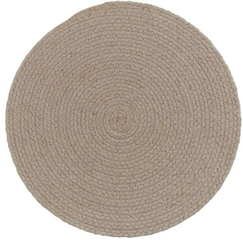 $10.00 Stone round placemat