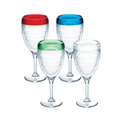 $70.00 Multi-Color Wines Set of 4