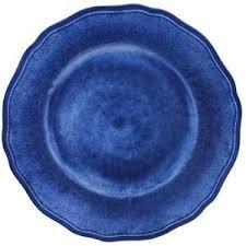 $21.00 Campania Blue dinner plate