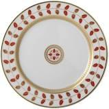 $120.00 Constance Red salad plate