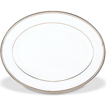 """$315.00 Oval Platter 16"""""""