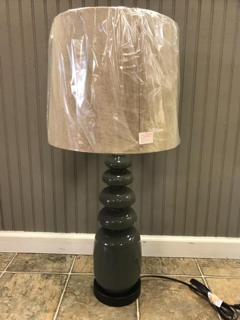 $85.95 Gray SC Lamp