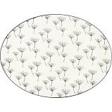 $129.00 Oval Platter (White Wish)