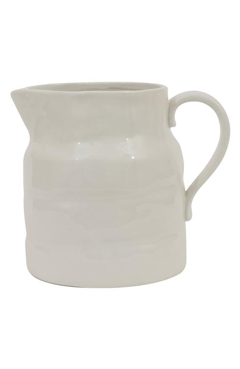 $33.95 White Pitcher