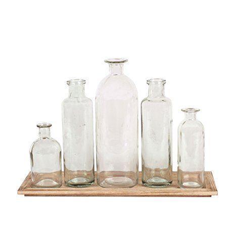 $35.95 Bottle Vase Set