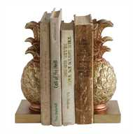 $39.95 Pineapple Bookends