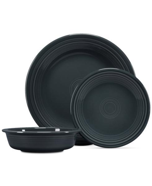$20.00 Dinner Plate - Slate