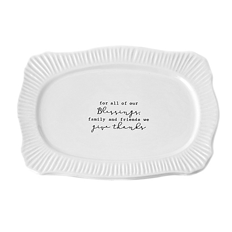 $22.95 Give Thanks Tray