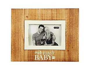"$26.95 ""Our First Baby"" Dog Frame"