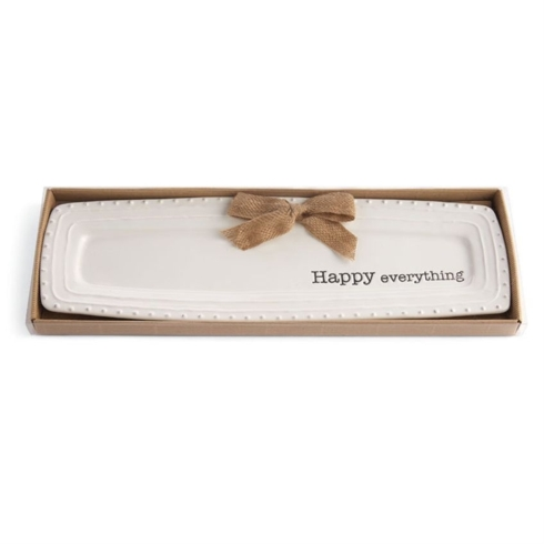 $27.95 Happy Everything Tray