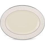 """$343.00 Oval Platter 16"""""""