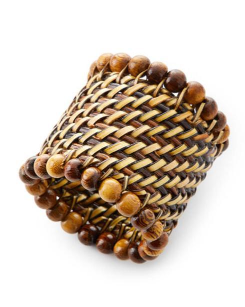 $28.00 Beaded Napkin Ring