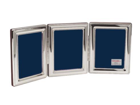$165.00 Beaded Double 5x7 Frame