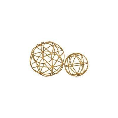 $25.00 Set of Gold Orbs