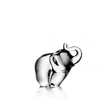 $120.00 Elephant In A Gift Box