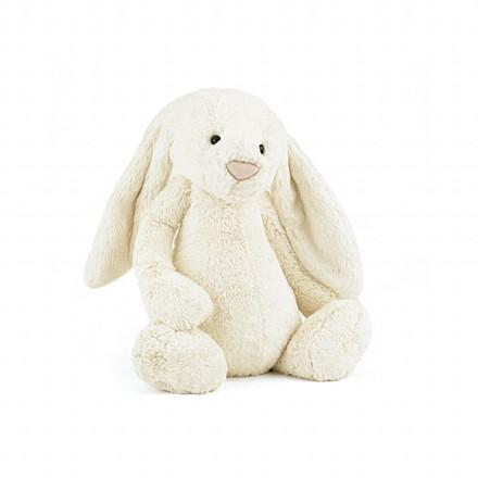 $37.00 Bashful Cream Bunny