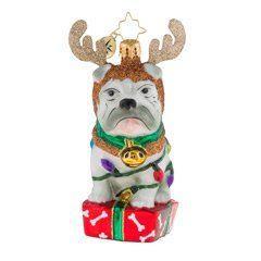 $56.00 Deer Little Bull Dog