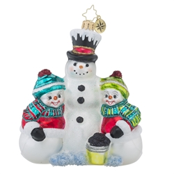 $56.00 Frosty Friends