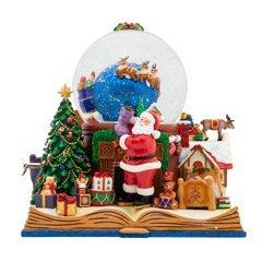 $289.00 Twas The Night Before Christmas Snowglobe