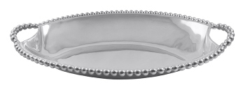 $159.00 Deep Dish large serving tray