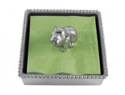 $48.00 Bulldog Napkin Holder