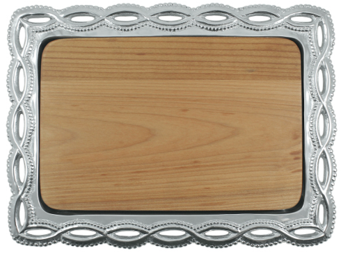 $120.00 Filigree Small Cheese Board