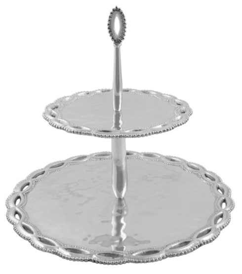 $198.00 Filigree 2 Tiered Server
